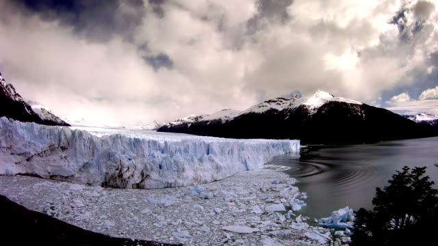 glaciar perito moreno timelapse
