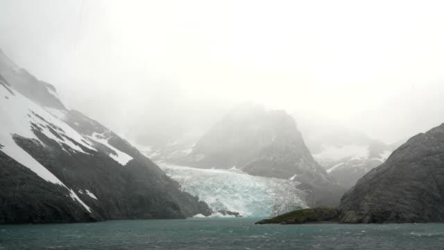 Glacier, Antarctic coast