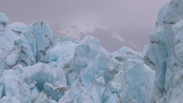 stockvideo's en b-roll-footage met glacier calving face - supersensorisch