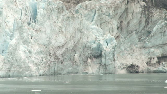 glacier calving - melting stock videos and b-roll footage