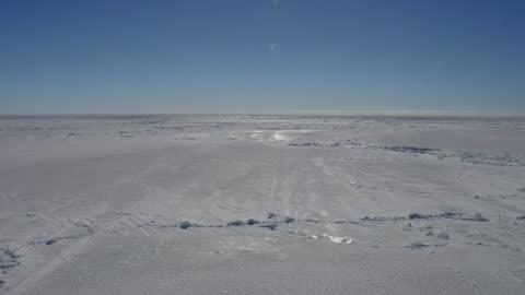 vidéos et rushes de glacier in antarctica - pôle sud