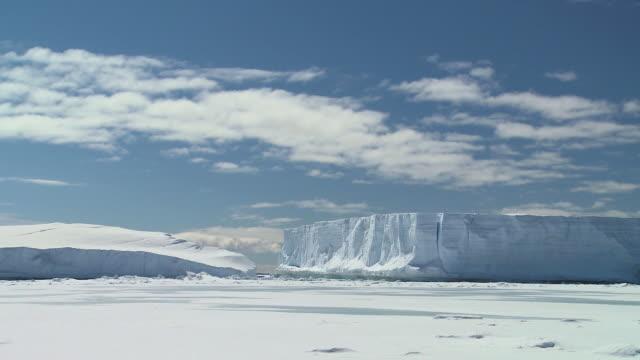 T/L WS Glacier in Weddell Sea / Antarctic Peninsula, Antarctica