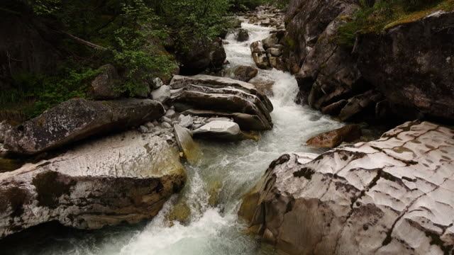 glacier melt - british columbia stock videos & royalty-free footage