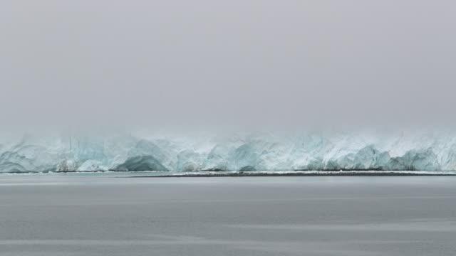 glacier - antarctic peninsula stock videos & royalty-free footage