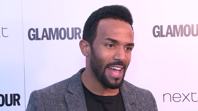 Winners room Craig David interview SOT on his comeback / on changes in music industry / chat up lines / Clara Amfo interview SOT