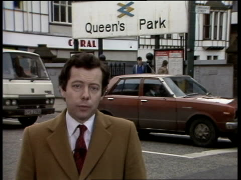 Glasgow By Election MS DAVID WALTER SOF 'The signs are problems' VIDEO ex ENG Tape 11702 V82/CH4/FF613