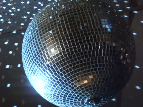 Glass Face Disco Ball