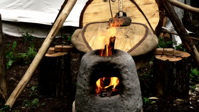 glass furnace - open hearth furnace stock videos & royalty-free footage