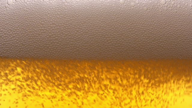 glass of beer close up - filling stock videos & royalty-free footage