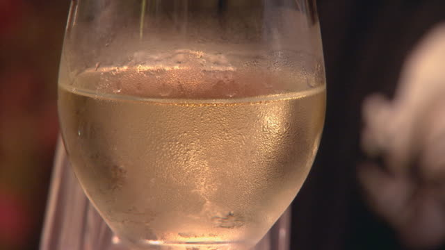 glass of wine - weinglas stock-videos und b-roll-filmmaterial