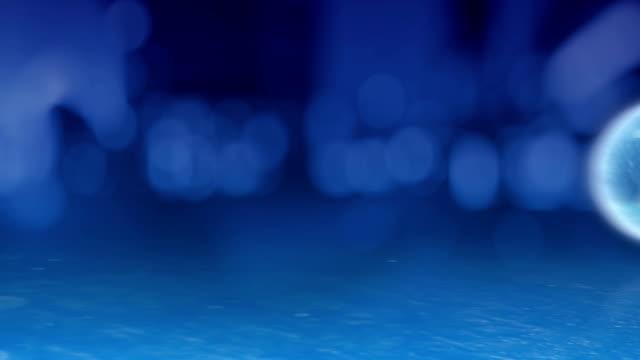 glass orb countdown. - nummer 4 bildbanksvideor och videomaterial från bakom kulisserna