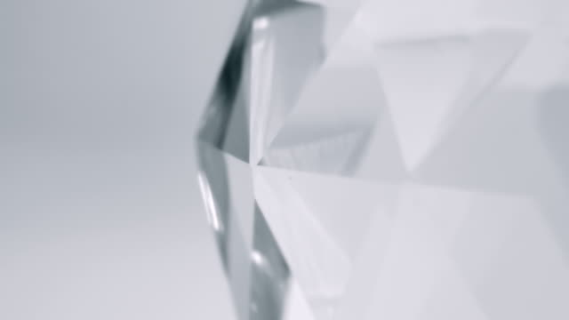 glass prism light reflection background - refraction stock videos & royalty-free footage