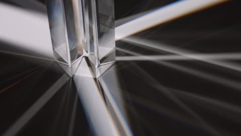 glass prism - refraction stock videos & royalty-free footage