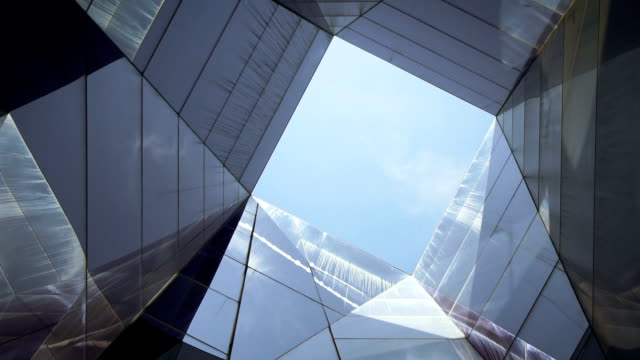 glass structure - architecture stock videos & royalty-free footage