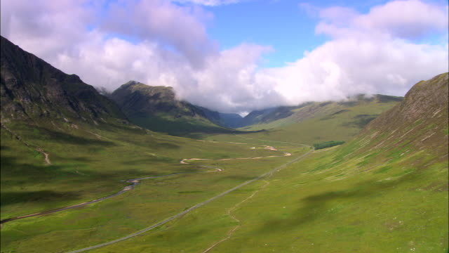 glencoe - scottish highlands stock videos & royalty-free footage
