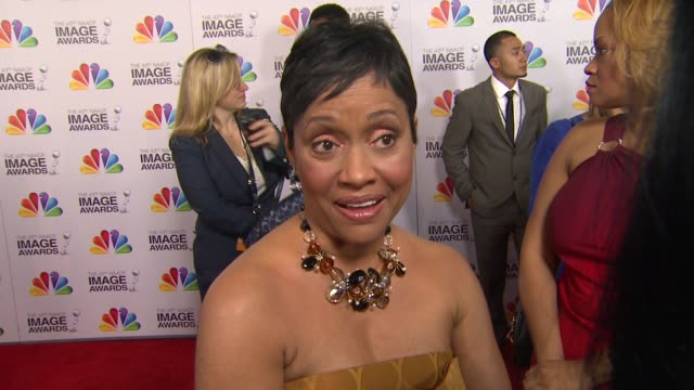 Glenda Hatchett on the event at The 43rd NAACP Image Awards Arrivals on 2/17/12 in Los Angeles CA