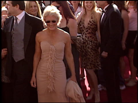 Glenn Close at the 2004 Emmy Awards Arrival at the Shrine Auditorium in Los Angeles California on September 19 2004