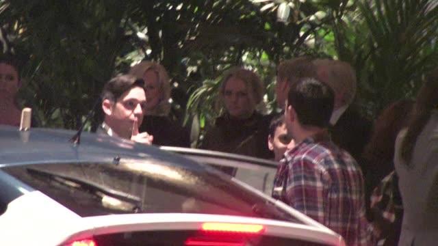 Glenn Close in Beverly Hills