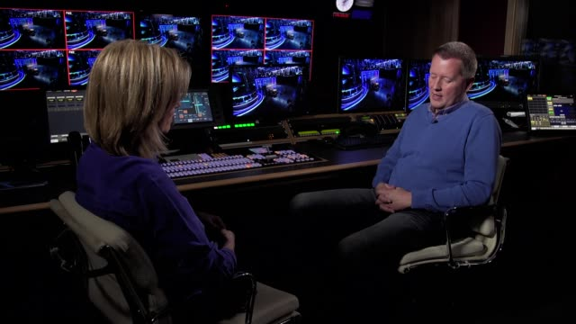 sound engineer simon daniels interview england london int simon daniels interview sot - glenn hoddle stock videos & royalty-free footage