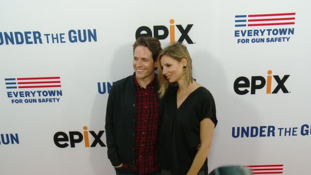 glenn howerton at the under the gun los angeles premiere at samuel goldwyn theater on may 03 2016 in beverly hills california - samuel goldwyn theater stock videos & royalty-free footage