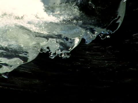 glistening ice ledge - ledge stock videos & royalty-free footage