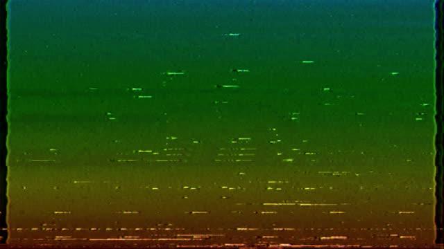 vidéos et rushes de glitch displacement maps | petit problème technique - pic flamboyant