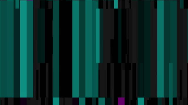 glitch transitions - digital animation stock videos & royalty-free footage