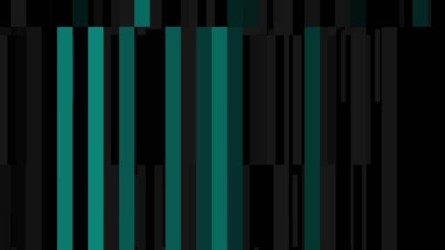 vídeos y material grabado en eventos de stock de transiciones de glitch - mate técnica de vídeo