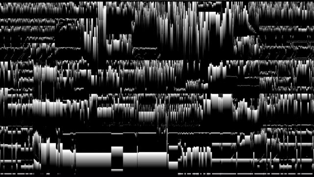 glitch tv static noise distorted signal problems - noise stock videos & royalty-free footage