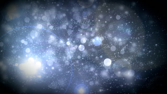 Glitter Celebration Background Loop