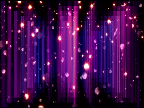 glitter lights background loop - prism stock videos & royalty-free footage