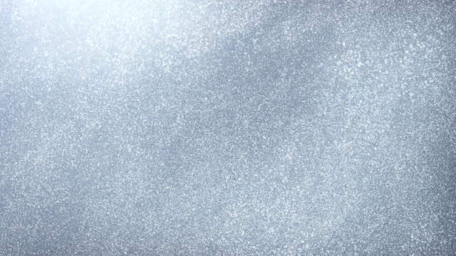 glitter / snow background - loop - physical structure stock videos & royalty-free footage