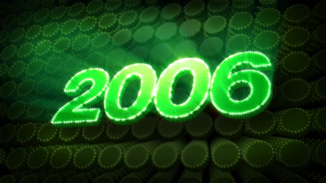glitz sparkle text - year 2006 - 2006 stock videos & royalty-free footage