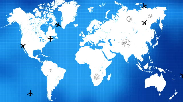 global air travel - air traffic control tower stock videos and b-roll footage