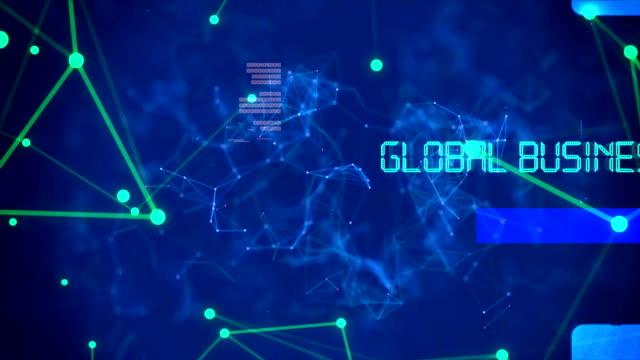 グローバルビジネス - 特殊効果点の映像素材/bロール