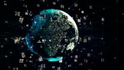 Global communication metaphore
