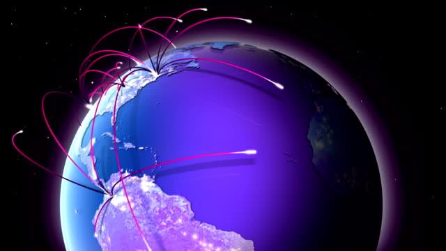 Globale Kommunikationsnetz