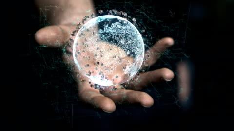 global kommunikation i hand - planering bildbanksvideor och videomaterial från bakom kulisserna