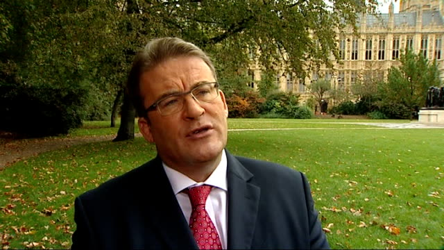 rise in unemployment tony mcnulty mp interview sot - tony mcnulty stock videos & royalty-free footage