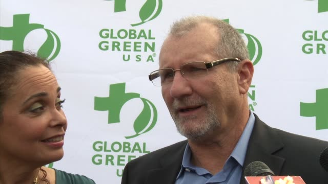 Global Green USA Presents Its 16th Annual Millennium Awards at Fairmont Miramar Hotel on June 02 2012 in Santa Monica California