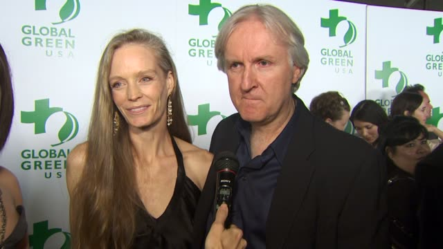 global green usa's 7th annual pre-oscar party, los angeles, ca, united states, 3/3/10 - oscar party stock videos & royalty-free footage
