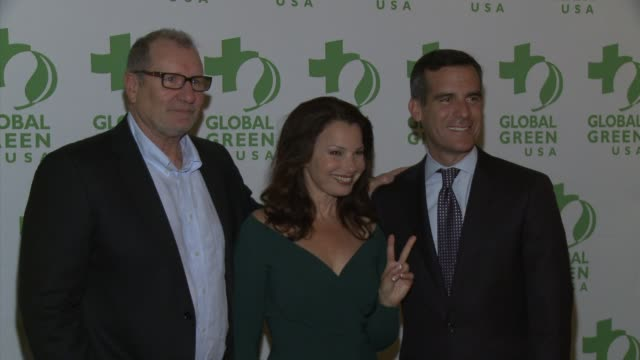 CLEAN Global Green USA's Annual Millennium Awards Los Angeles CA United States 6/8/13