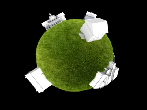 global house architecture vi - model house stock videos and b-roll footage