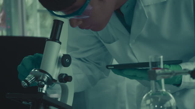 global laboratory - bundesgesundheitsamt der usa stock-videos und b-roll-filmmaterial