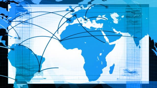 Global Network, Travel, Communications