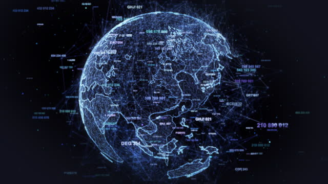 global network - westernisation stock videos & royalty-free footage