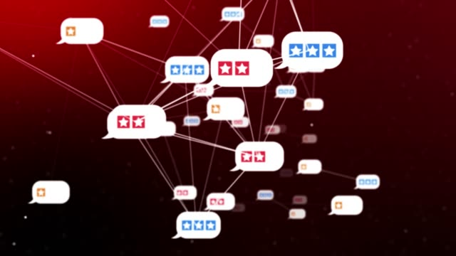 4k global networking social media - kontakt knüpfen stock-videos und b-roll-filmmaterial