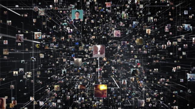 グローバルネットワーキング - 情報媒体点の映像素材/bロール