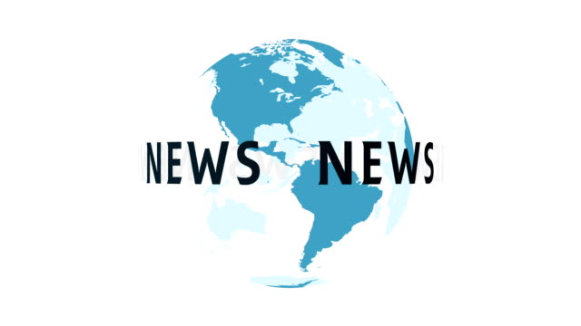 global news - spinning stock videos & royalty-free footage