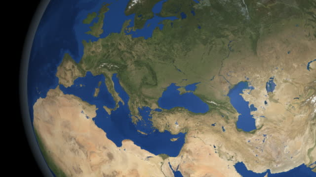 Global Seasonal Landcover in 2004.
